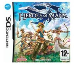 Square Enix Heroes of Mana (Nintendo DS)