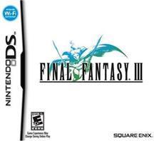 Square Enix Final Fantasy III (Nintendo DS)