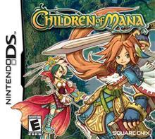 Square Enix Children of Mana (Nintendo DS)