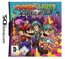 Nintendo Mario & Luigi: Partners in Time (Nintendo DS)
