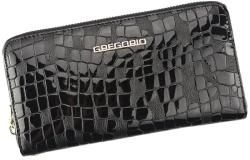 Gregorio fekete Valódi bőr Pénztárca (h FS-118 1 1) 1dd6d3c268