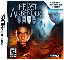 THQ Avatar The Last Airbender (Nintendo DS)