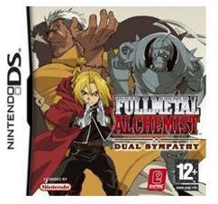Namco Bandai FullMetal Alchemist: Dual Sympathy (Nintendo DS)