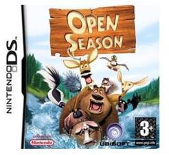Ubisoft Open Season (Nintendo DS)
