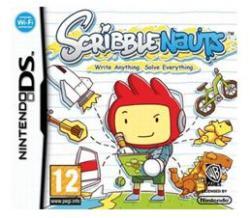 Warner Bros. Interactive Scribblenauts (Nintendo DS)