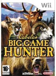 Activision Cabela's Big Game Hunter (Wii)