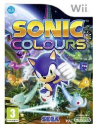 SEGA Sonic Colors (Wii)