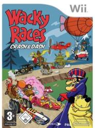 Warner Bros. Interactive Wacky Races Crash & Dash (Wii)