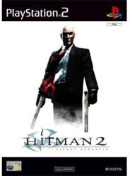 Eidos Hitman 2 Silent Assassin (PS2)
