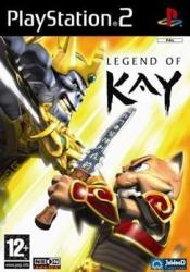 JoWooD Legend of Kay (PS2)