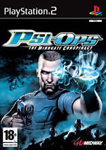 Midway PSI-OPS The Mindgate Conspiracy (PS2)