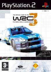 Sony WRC 3 FIA World Rally Championship (PS2)