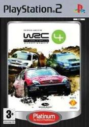 Sony WRC 4 FIA World Rally Championship (PS2)
