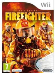 Conspiracy Real Heroes Firefighter (Nintendo Wii)