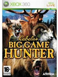 Activision Cabela's Big Game Hunter (Xbox 360)