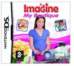 Ubisoft Imagine My Boutique (Nintendo DS)