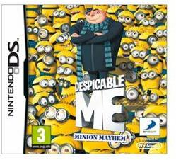 D3 Publisher Despicable Me Minion Mayhem (Nintendo DS)