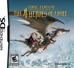 Square Enix Final Fantasy: The 4 Heroes of Light (Nintendo DS)