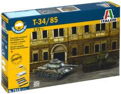 Italeri Easy Kit T-34/85 1:72