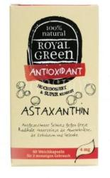 Royal Green Astaxanthin antioxidáns kapszula 80db