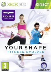 Ubisoft Your Shape Fitness Evolved (Xbox 360)