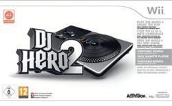 Activision DJ Hero 2 [Turntable Bundle] (Wii)