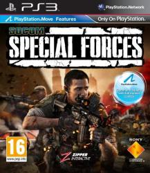 Sony SOCOM Special Forces (PS3)
