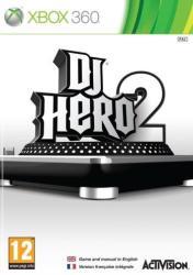 Activision DJ Hero 2 [Turntable Kit Bundle] (Xbox 360)
