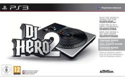 Activision DJ Hero 2 [Turntable Kit Bundle] (PS3)
