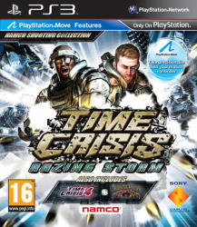 Namco Bandai Time Crisis Razing Storm (PS3)
