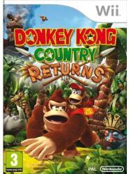 Nintendo Donkey Kong Country Returns (Wii)