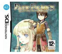 Natsume Rune Factory 3 A Fantasy Harvest Moon (Nintendo DS)