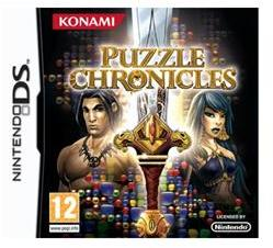 Konami Puzzle Chronicles (Nintendo DS)