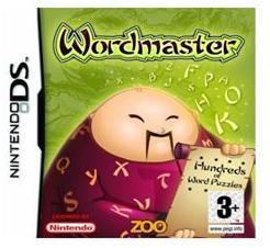 Zoo Games Wordmaster (Nintendo DS)
