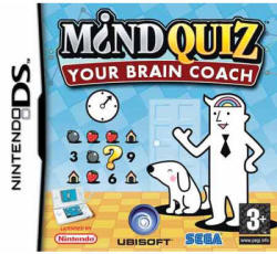Ubisoft Mind Quiz Your Brain Coach (Nintendo DS)