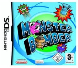 Majesco Monster Bomber (Nintendo DS)