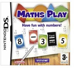 Ubisoft Maths Play: Have Fun with Numbers (Nintendo DS)