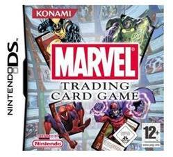 Konami Marvel Trading Card Game (Nintendo DS)
