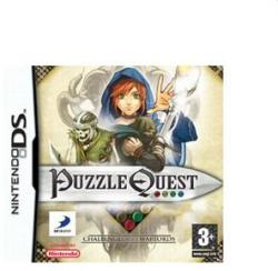D3 Publisher Puzzle Quest Challenge of the Warlords (Nintendo DS)