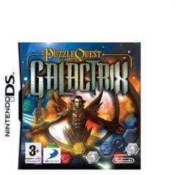 D3 Publisher Puzzle Quest Galactrix (Nintendo DS)