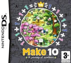 Nintendo Make 10 A Journey of Numbers (Nintendo DS)