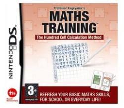 Nintendo Professor Kageyama's Maths Training (Nintendo DS)