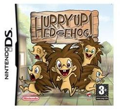Oxygen Hurry Up Hedgehog! (Nintendo DS)