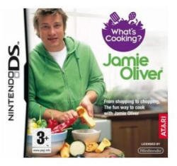 Atari What´s Cooking with Jamie Oliver (Nintendo DS)