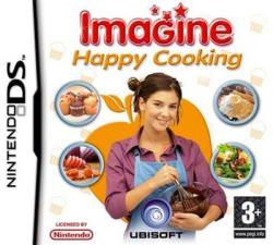 Ubisoft Imagine Happy Cooking (Nintendo DS)