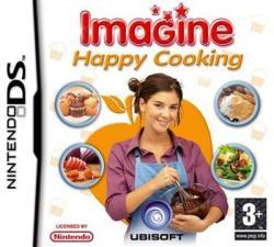 Ubisoft Imagine Happy Cooking (Nintendo DS)