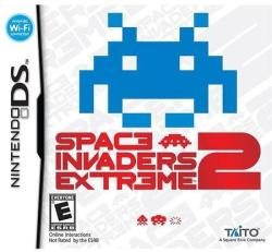 Square Enix Space Invaders Extreme 2 (Nintendo DS)