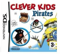 Midas Clever Kids Pirates (Nintendo DS)