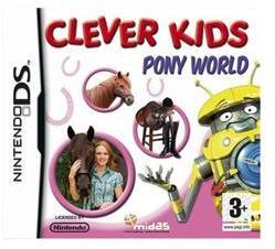 Midas Clever Kids: Pony World (Nintendo DS)