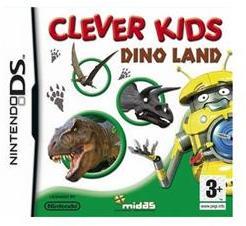 Midas Clever Kids: Dino Land (Nintendo DS)